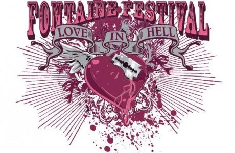 Love In Hell Flyer